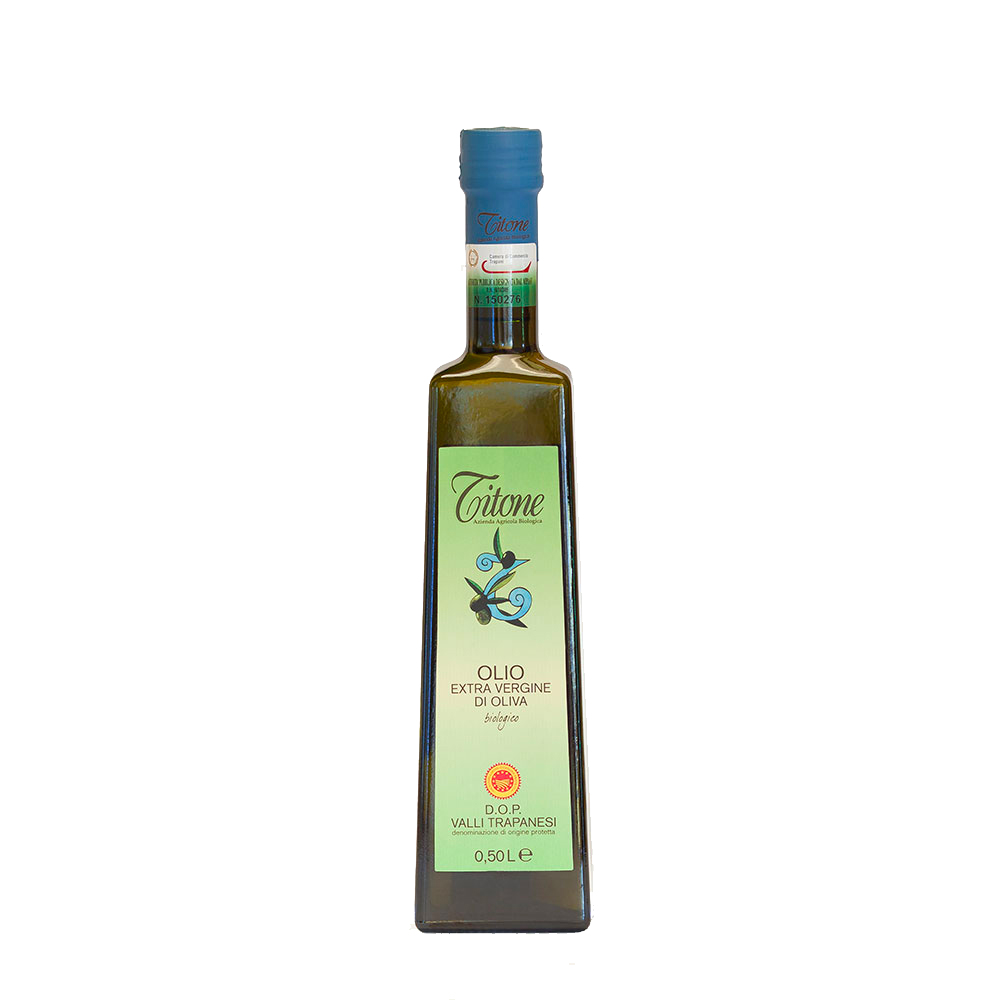 TITONE: THE SICILIAN ORGANIC OIL
