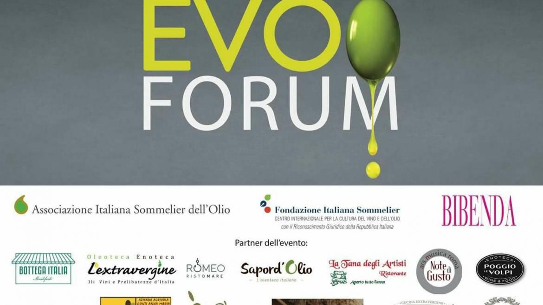 L'olio Titone presente a Roma per l'undicesimo EVO Forum