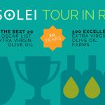 L'olio Titone presente a Roma per il Flos Olei Tour 2020