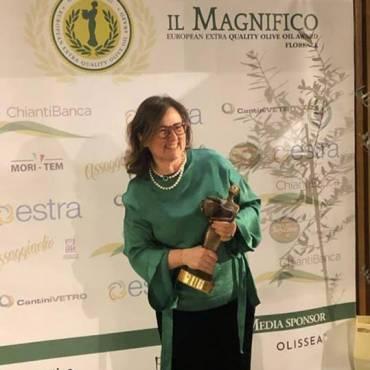 """Evo Bio Cerasuola di Titone si aggiudica l'oscar dell'olio 2019 """"Il Magnifico 2019"""""""