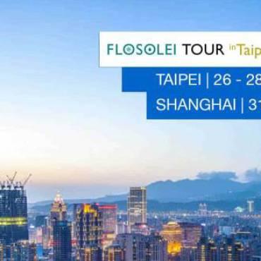 L'olio Titone vola a Taipei e Shanghai per i Flos Olei Tour