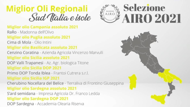 Titone D.O.P Valli Trapanesi: miglior olio Sicilia assoluto 2021!