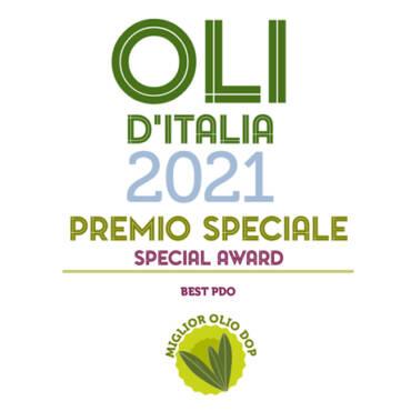 OLI D'ITALIA 2021 – PREMIO SPECIALE